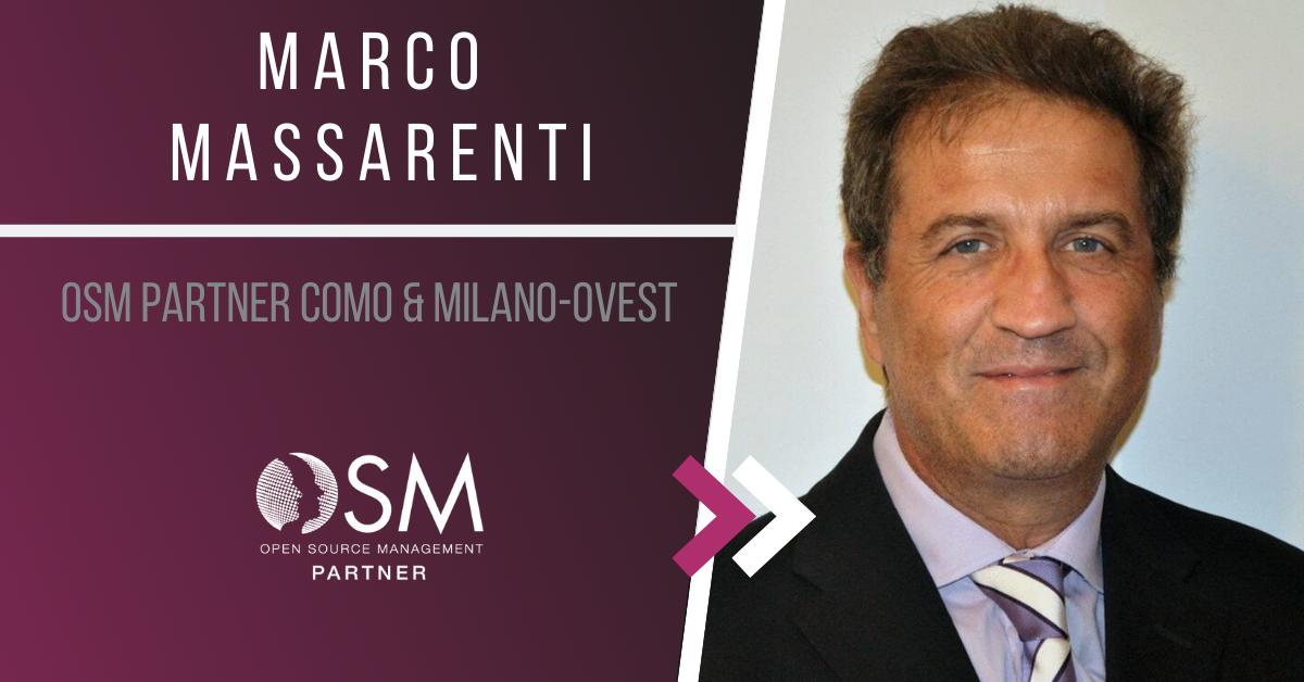 Intervista a Marco Massarenti – OSM Partner Como e Milano Ovest
