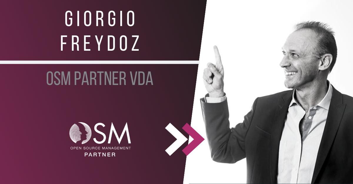 Intervista a Giorgio Freydoz – OSM Partner VdA