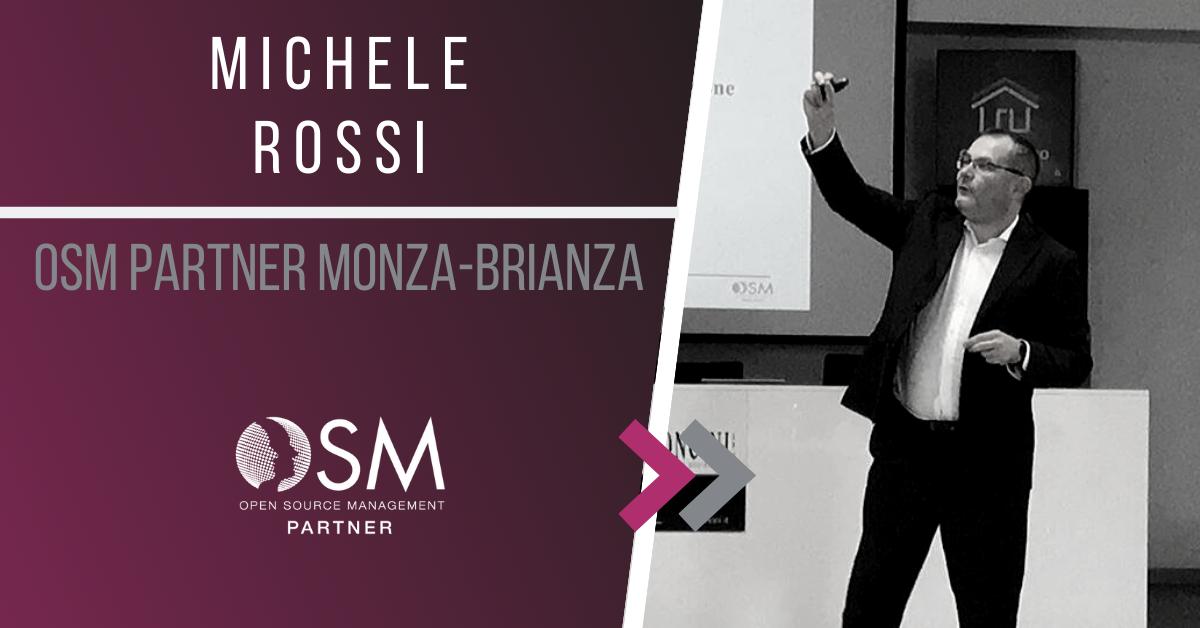 Intervista a Michele Rossi – OSM Partner Monza-Brianza