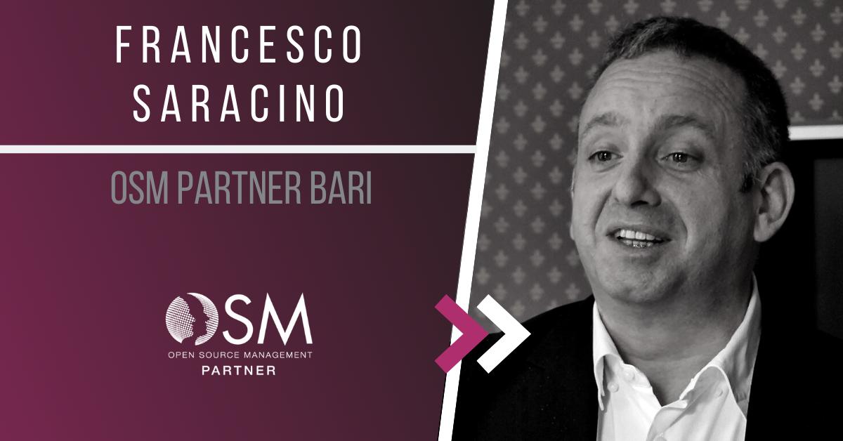Intervista a Francesco Saracino – OSM Partner Bari