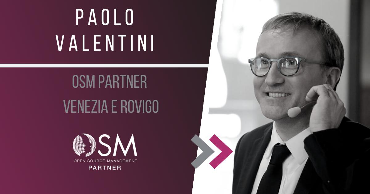 Intervista a Paolo Valentini – OSM Partner Venezia e Rovigo